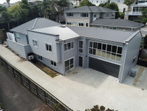 75m2 Extension - Major 2 level extension and full interior renovation in Remuera