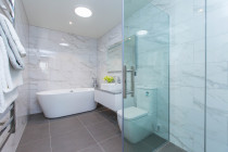 Bathrooms - Standard and high end bathrooms and toilets