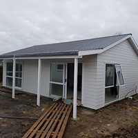 Residential for Versatile Homes - R&B Construction Ltd completed a small dwelling sleep out in Pakuranga.