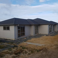 Residential - R&B Construction Ltd nearly there with the new build for Fletcher Living in Beachlands.