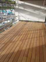 Commercial - St Andrews Hospital in Glendowie - R&B Construction Ltd completed a floating deck in one day and only had 2 Carpenters completing the job. One down and 29 to go. 