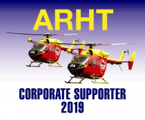 Proud Supporter - Westpac Rescue Helicopter