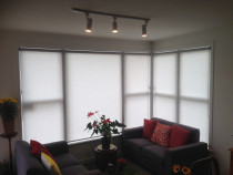 Roller blinds - Light Filtering - Manual Roller blinds with Light filtering fabric