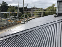 West harbour progress by Rs Roofing Ltd