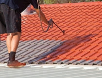 Roof Painting - We offer plastering work for any kind of residential projects. Here at SAB Painting, we are highly skilled plasterers. We provide great solutions to your house and buildings. We ensure your home and building interior has a sound base and finish.