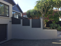 External house painting by Shoreline Property Services Ltd