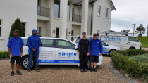 Simply Window Cleaning - the Team
