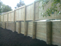 Engineered Retaining Walls - We specialise in engineered retaining walls.