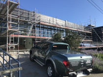 Murdoch rd, int/ext painting - Some of our commercial jobs.