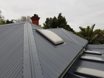 ROOF AFTER  Spalets Painting Ltd