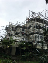 Massive Villa Resotarion in Herne Bay by Superior Painting Services