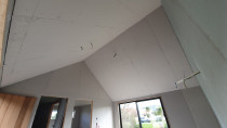 Ceiling Plasterboard Installation