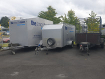 Trailers available for hire