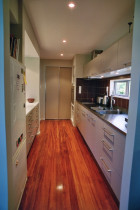 Rockinghorse Rd - New galley kitchen