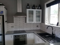 Subway Tile Splash Back in Glenfield Auckland - Work done by Tidy Tiling Service