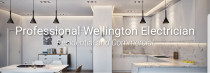 website cover photo - Professional Wellington Electricians