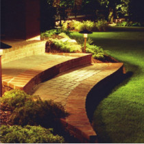 exterior lighting - Exterior garden/path lighting