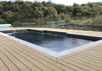 Pool Deck (Part 4) by Top 2 Bottom Carpentry Ltd - Showing the pool deck complete, the customers were both stoked as we had this completed on time and on budget ready for the summer!