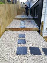 Top Garden - Stepping Pavers