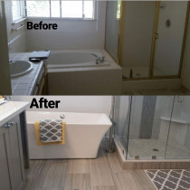 Bathroom Renovations - Your dream space starts here.