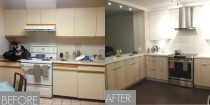 Kitchen Renovations - Your one stop Design and Renovation shop, we take care of the job from beginning to end.