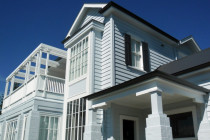 Auckland city - this house painted in Ponsonby by Value Property Maintenance & Painting