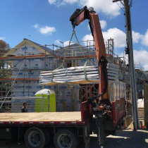 Cladding Delivery
