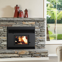 Kent Rata Insert - This fire can be retro fitted into an existing open fire.