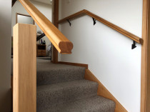 Handrails and balustrades by Wright Builders Ltd
