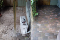 A rustic approach to paving - Foresthill, Auckland 