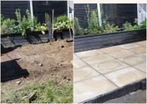 Patio Paving - Devonport, Auckland 