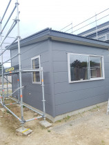 EXTERIOR NEW BUILD by1BRUSH Paint Services Ltd