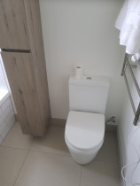 Aries Builders Limited - Bathroom Upgrade finished photos