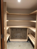 Wine Cellar by Building Detail Ltd