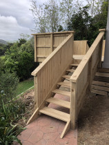 Staircase by Building Detail Ltd