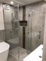 Bathroom by Building Detail Ltd