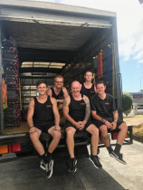 So serious! - This shot was taken on a super hot Kapiti coast day.