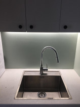 LED strip by Connect Electrical 2015 Ltd - LED strip lighting in laundry