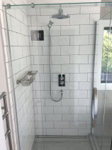 Shower installation by Direct Plumbing Limited