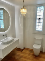 bathroom renovation by Direct Plumbing Limited