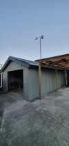Garage re build from slab - Total re build of this garage from.the slab