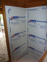Shower liner - High quality shower liner installed by Multi-Maintenance Ltd, Auckland
