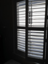 Thermalite Shutters - Hinged shutters with Z frame