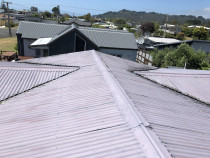 Whangamata before reroof by Rs Roofing Ltd