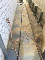 Waterblasting by Shoreline Property Services Ltd