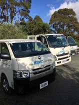 The Drain Company - We have the vehicles to tackle any sized job