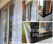 Replacing Friction Stays - Western Lock Services Ltd - If you are finding that your window is not closing properly or you can see the weather (rain or wind) coming through your window. You possible need to have your friction stays replaced.