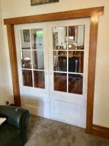 Interior door replacement