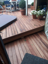 New Deck by CN Builders