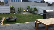 Landscapes - Architectural landscape work - pre cast, insitu concrete, retainers, decks, fences ! Commercial and residential